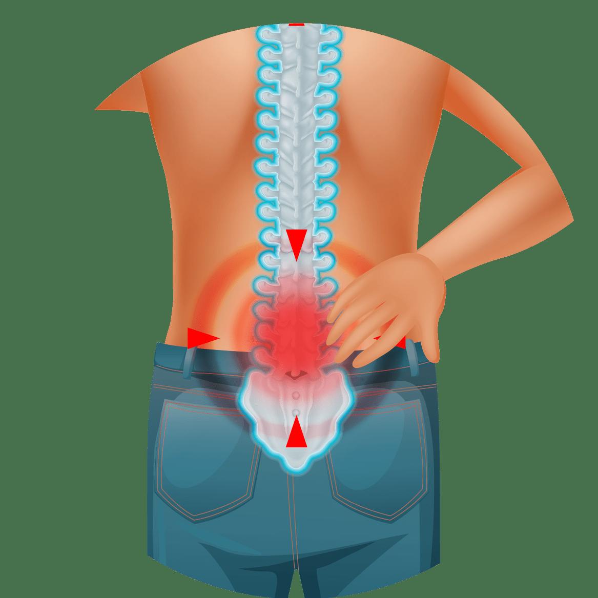 Síntomas - Centro Quiropráctico